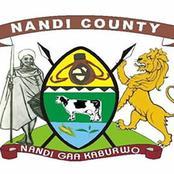 Nandi County Rejects BBI Bill