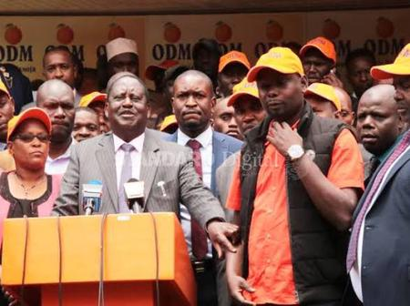Kieleweke Allied Supporters Demand This From Baringo After Huge Win for BBI