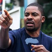 Deji Adeyanju Reacts As Borno Residents Flee To Niger Republic Over Boko Haram Attack