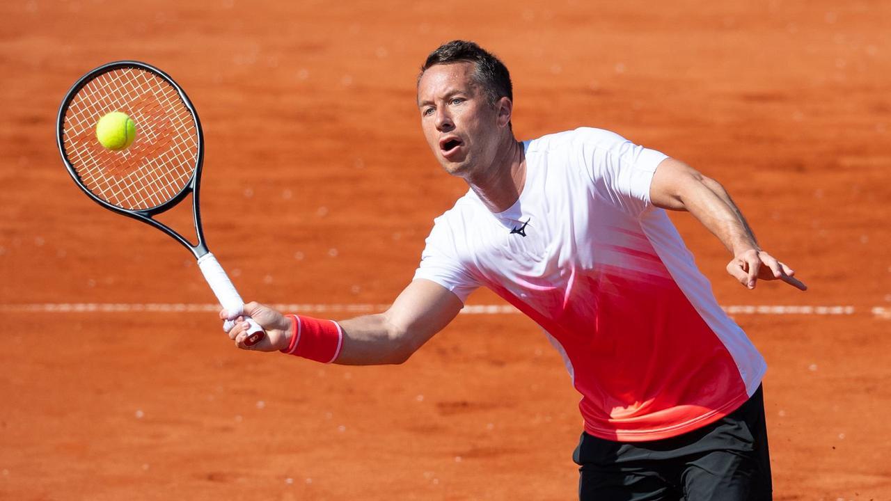 Tennis: Kohlschreiber verpasst Achtelfinal-Einzug in Paris