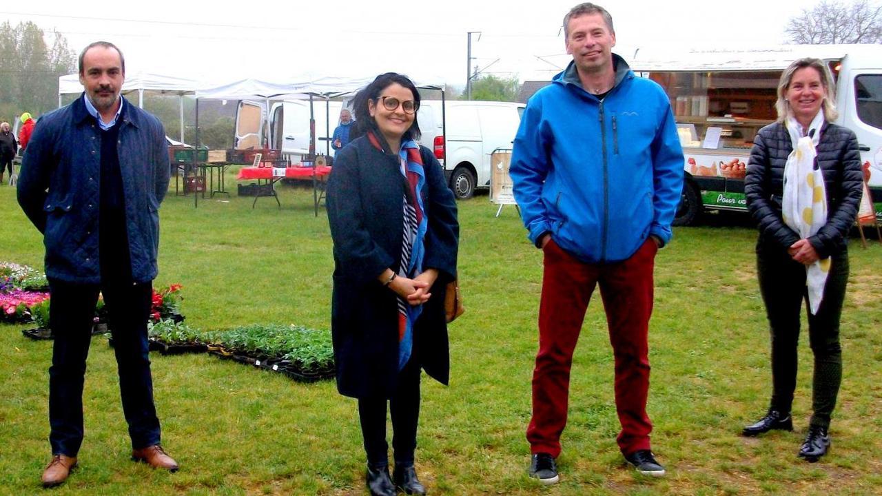 Départementales 2021. Leila Kammoun et Olivier Vermeulin veulent «faire avec les habitants plutôt que pour eux»