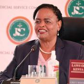 Martha Koome Gains A Big Boost As She Is Approved For The CJ Position By A Legislator