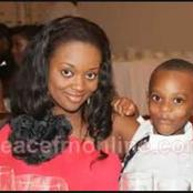 Jackie Appiah's Son Daniel Is Growing Up So Fast, See His Recent Photos