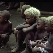 See The Only African Tribe With Natural Blond Hair And Why They Have It (Pictures)