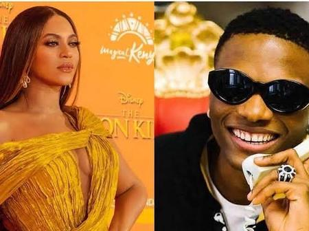 Again! Wizkid Wins Another Major International Award But Fans Attack Beyonce For Not Doing This