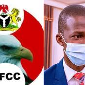 EFCC Warns Nigerians To Stop Sending Congratulatory Messages To  New Chairman