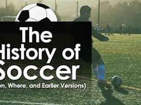 A Brief History In Football World You Might Want To Know, See Your Team
