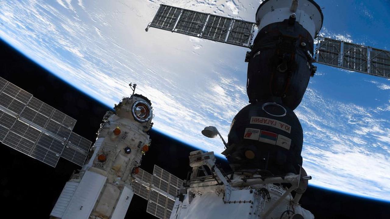 Internationale Raumstation ISS: Nach Panne im All eröffnen Kosmonauten neues Labor
