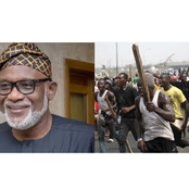 After Governor Akeredolu's Order On NURTW Activities, Members Clash Again in Akure, Scores Injured