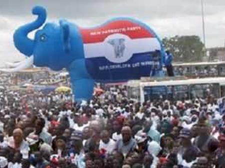 The President Tour To The Ashanti Region.