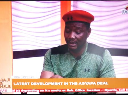 How The National Chairman Of PNC Mornah Descended On Akufo-Addo And His Cousin On Pan Africa TV