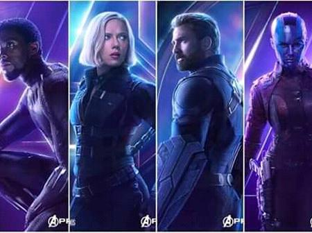Who Is The Best Hand Combatant In Marvel. Black Panther, Black Widow, Nebula Or Captain America?