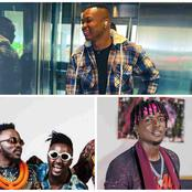 Kenyan artists who have reached or are near to one million subscribers