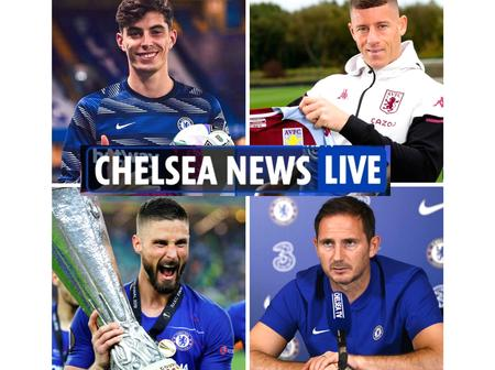 Latest Chelsea news: Updates on Giroud's future, Barkley, Havertz, Rooney, Tomori and others