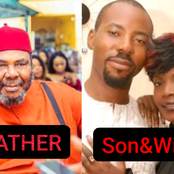 Meet The 5 Sons Of Pete Edochie That Are All Married
