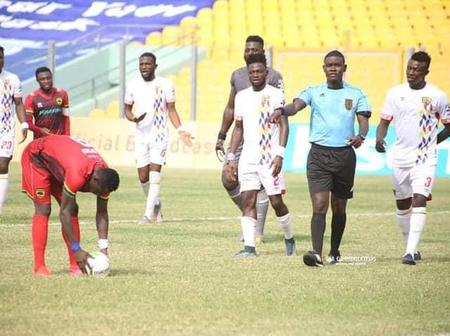 Match Report: Superlative Accra Hearts Of Oak Held To A Goalless Draw By Asante Kotoko
