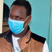 Ma Who Threatened to Shoot President Uhuru Kenyatta Arraigned in Court (Photos)