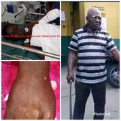 Pastor cut off an 11 year old boy hand after accusing him for stealing Ghs10