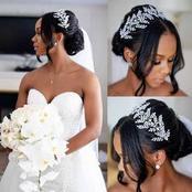 Glamorous Wedding Hairstyles For Gorgeous Brides (Photos)