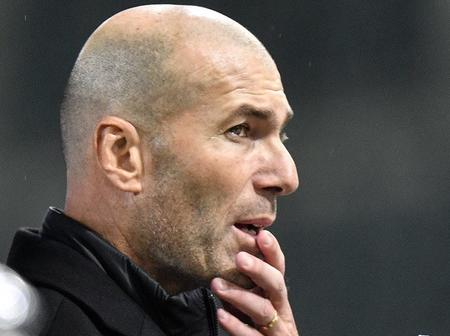 Zinedine Zidane Warns Manchester United: This Player is Not For Sale!