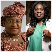 Days After Okonjo Iweala Became Director Of WTO See What Her Sister Did That Stirred Reactions
