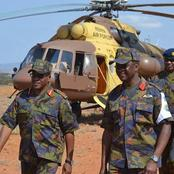 The Kenyan Military Rankings