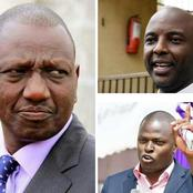 Ruto's New Headache In Mt Kenya, After Entrance of Irungu Kang'ata, In The Race For the Running Mate