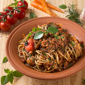 What's for lunch? Pasta And Mince