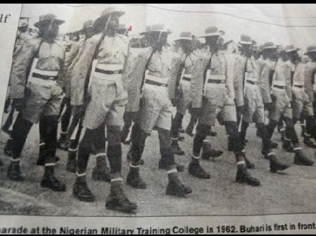 How The Set Of The 1962 Set Of Nigeria Military College Produced Four Presidents And 14 Governors