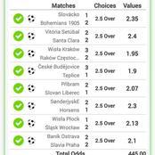 3 Matches Set To Reward You Well Tonight