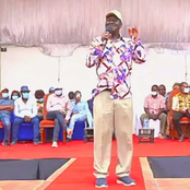 Angry Raila Lectures Kilifi Governor For Trying To Leave ODM For A Coast Party [Video]