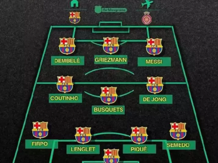 Opinion: Barcelona could defeat Sevilla with this Formation tonight