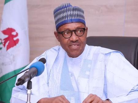 President Buhari prays against another civil war in Nigeria