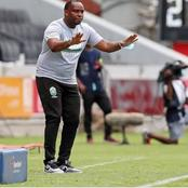 This is the reason why coach Benni McCarthy is unsatisfied with AmaZulu