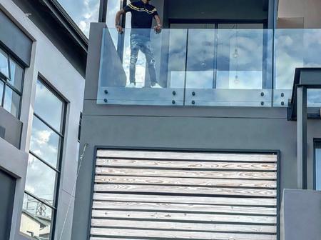Multi millionaire forex trader John Ghatti shows new home in 10 bar mansion