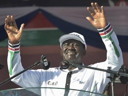 """""""A Presidential Race Without Raila is Not a Race,"""" Mount Kenya Politician Claims (Video)"""