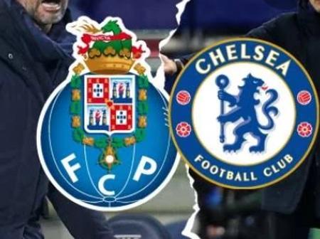 Porto VS Chelsea: 3 Reasons Why Chelsea Will Lose To FC Porto In Their UEFA Champions League Clash