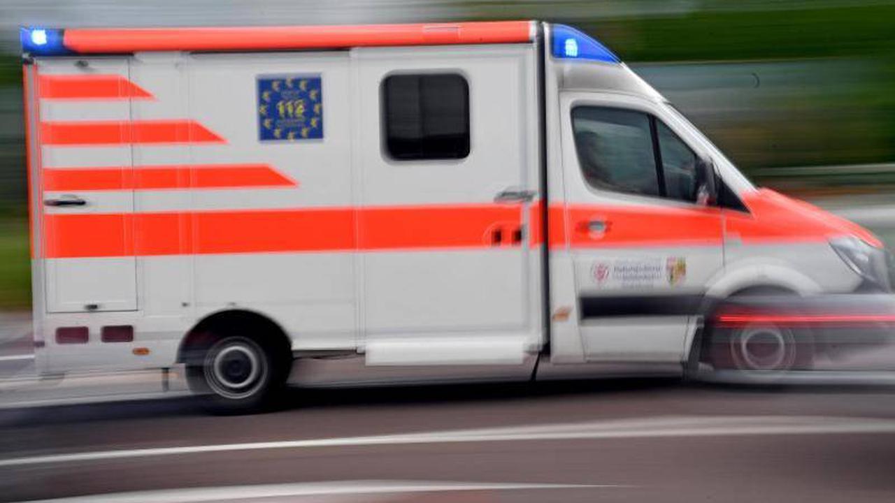Frau wird bei Frontalzusammenstoß in Kusel schwer verletzt