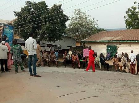 Kogi Residents Cry Of Hunger As They Protest Over Herdsmen Attacks On Their Farmlands [PHOTOS]