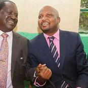 Moses Kuria's Message About Attending Raila Odinga's Sunday Event Elicits Mixed Reactions