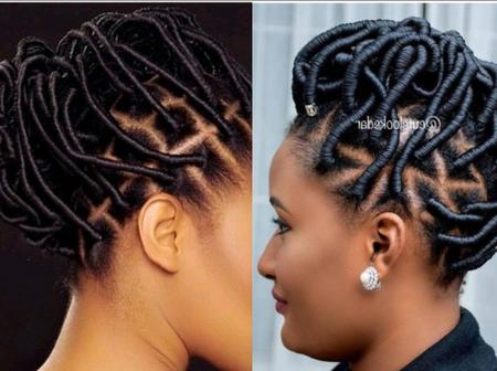 Beautiful Locs Hairstyles for Women in 2021 (Photos)
