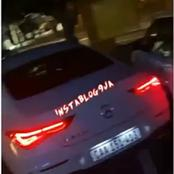 Watch: South African man Caught his One-night Stand Lady trying to Steal his Car in Cape Town