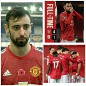 According To Fernandes See The 2 Reasons Man Utd Won Their Champions League Match Against Instanbul