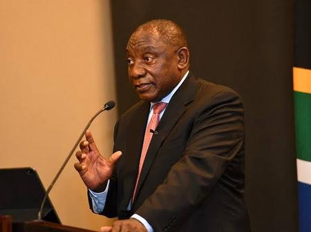 Ramaphosa Sends A Strong Message To African Leaders