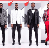 Men, Check Out These Beautiful Suit Designs