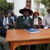 Luo Council Of Elders Divided Over Obado's Decision To Decamp ODM