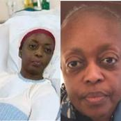 She Had Cancer Surgery 5 Years Ago, See Before And After Photos Of Former Nigeria Petroleum Minister