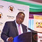 Politicians In Trouble After Interior CS Fred Matiangi Made This Statement About Chaotic By-Election