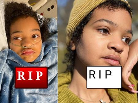 Photos Of 13yrs-old Lyric Chanel Who Died Of Brain Cancer Just Days Ago