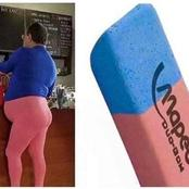 Who Wore it Better? See Pictures Of Hilariously Similar Things That, Will Make You Smile